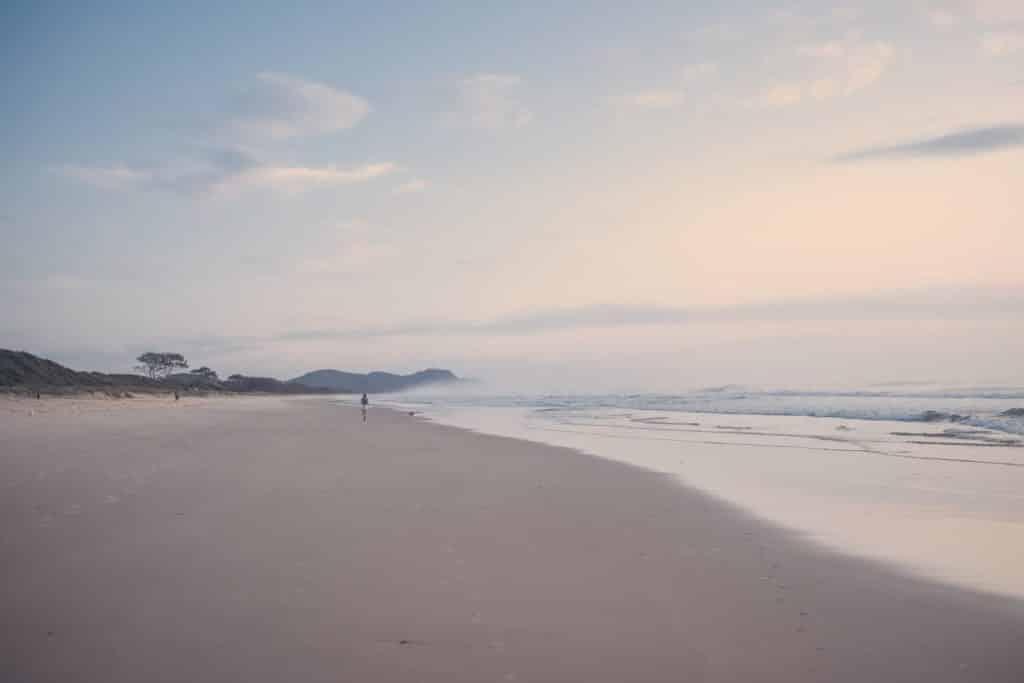 playa de la Isla del Canguro