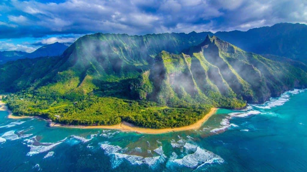 Animales de la isla de Hawai en el mundo