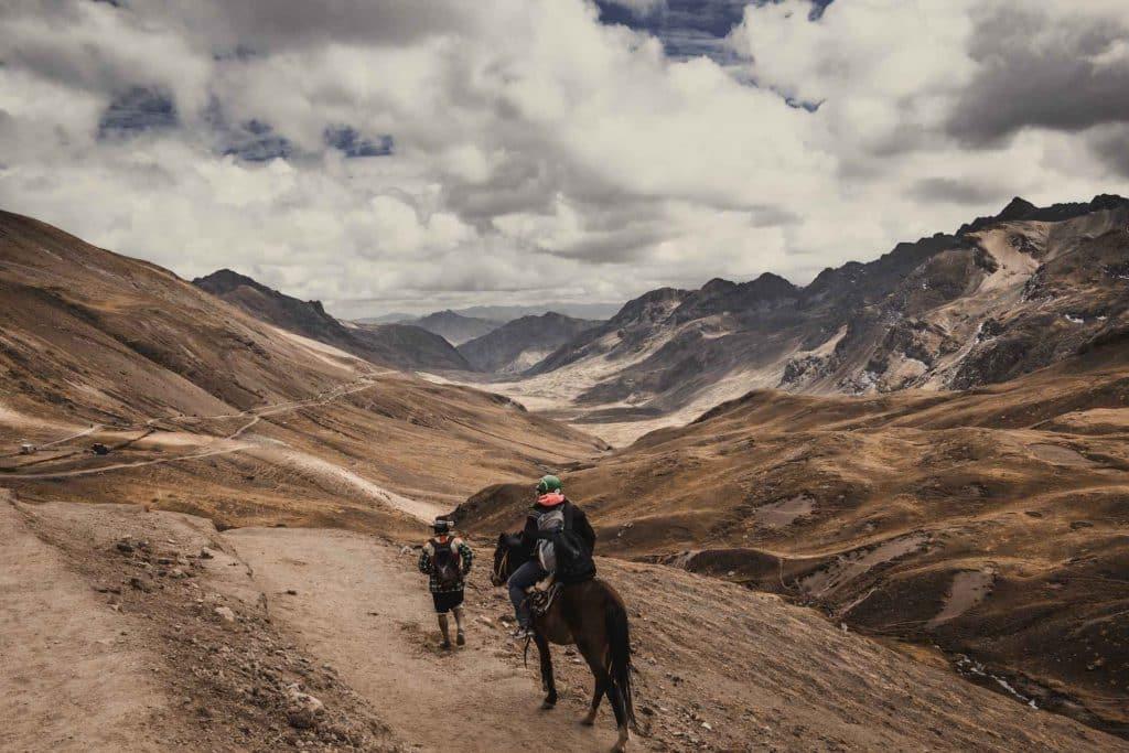 Top 10 horseback treks