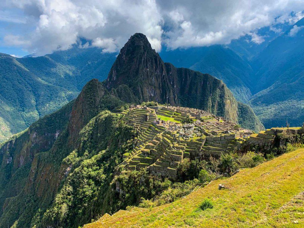 Visit the Inca ruins in Peru on a multi day Horseback trek