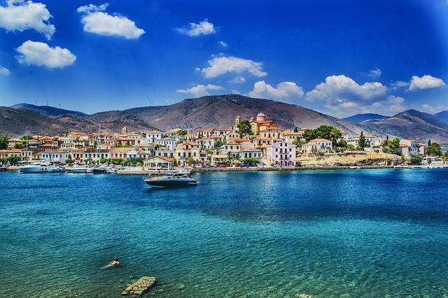 buceo en grecia