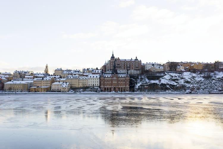 Stockholm : Sweden city