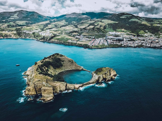 Tauchen mit Haien in Azoren-Portugal