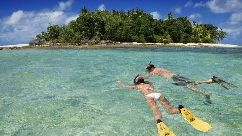 diving in beqa fiji