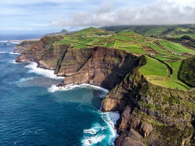 Witness the beauty of the Azores