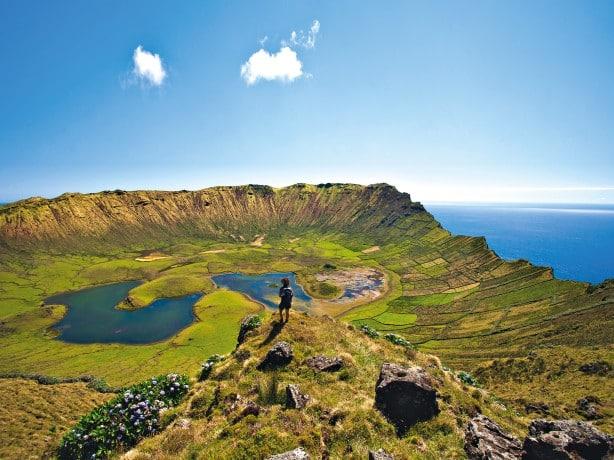 Corvo: The Azores