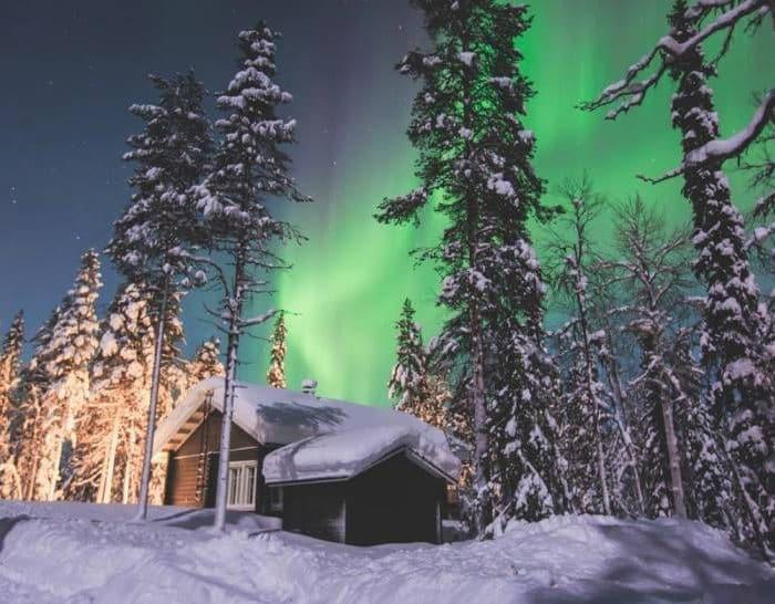 wild sweden adventure winter cold