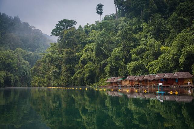 Thailand Kulisse